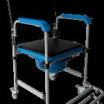 cirurgica-campinas-Cadeira De Banho Até 150 Kilos D50 Dellamed