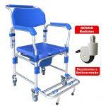 cirurgica-campinas-Cadeira De Banho Até 150 Kilos D60 Dellamed